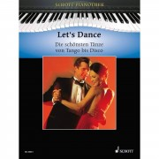 Schott Music Let's Dance Heumann, Pianothek