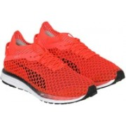 Puma Speed IGNITE NETFIT 2 Running Shoes For Men(Red)