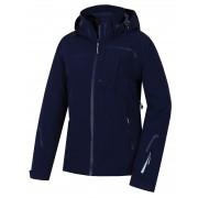 Husky Gerbis L L, tm.modrá Dámská lyžařská bunda
