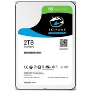 HDD Desktop Seagate SkyHawk, 2TB, SATA III 600, 64 MB Buffer