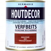 Hermadix houtdecor 654 mahonie 750 ml