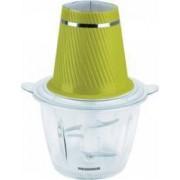 Tocator Charm Heinner HMC-300GR 300W 1.2L Lame inox Picioruse anti-alunecare Verde
