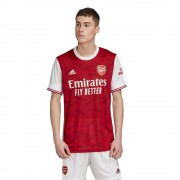 adidas Arsenal FC Thuisshirt 2020-2021 - Rood - Size: 5X-Large