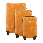 Crash Baggage Walizki Pioneer w zestawie 3 el. Pumpkin Orange