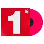 """Serato 12"""""""" Single Control Vinyl-Red"""