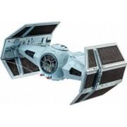 Nava De Jucarie Revell Star Wars Darth Vader Tie Fighter 21 Piese