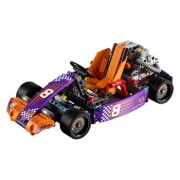 LEGO® Technic Masina de curse Kart - 42048