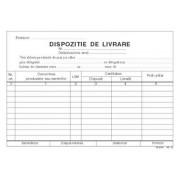 DISPOZITIE DE LIVRARE A5 A5