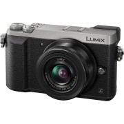 PANASONIC Hybride camera Lumix DMC-GX80 + 12-32 mm