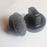 fólia gyorslyukasztó (műanyag/fém) kiegészítő — fekete