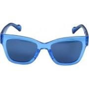 ADIDAS Rectangular Sunglasses(Blue)