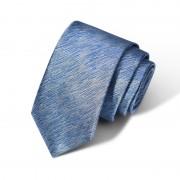 Cravata barbati albastra Cristhopher