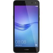 Telefon mobil Huawei Y6 2017 16GB Dual SIM 4G Black Bonus Selfie Stick Tellur Z07-5