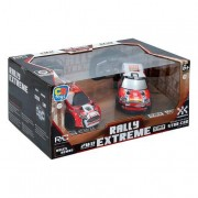 Color Baby Set 2 Coches Radio Control Rally Extreme
