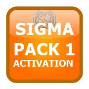 Aktywacja Sigma Pack 1