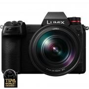 Panasonic Kit Aparat Foto Lumix S1 24MP cu Obiectiv 24 105mm F4