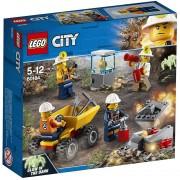 Lego city 60184 mining team della miniera