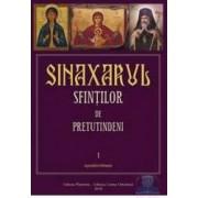 Sinaxarul Sfintilor de pretutindeni vol.1 septembrie-februarie