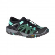 Merrell Shoes All Out Blaze Sieve J12728 Mojito Size 4