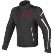 DAINESE Chaqueta Dainese Stream Line D-Dry Black / Red / White