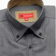 Bărbați cămașă slim fit Willsoor 781