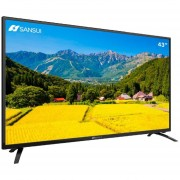 PANTALLA LED 43 SMART TV FULL HD sansui SMX43P28NF LED FULL HD