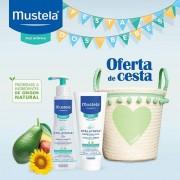 Mustela Cesta Verde Stelatopia Creme Lavante & Creme Emoliente 200ml
