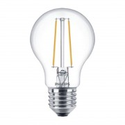 Philips LED E27 A60 5.5W 827 Helder Dimbaar