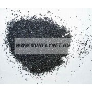 Szilicium karbid szóróanyag 25 kg-os kiszerelésben