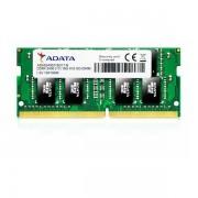 Adata Memorija SO-DIMM DDR4 8GB 2400MHz za prijenosna računala AD4S240038G17-B
