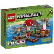 Insula Ciupercilor 21129 LEGO Minecraft