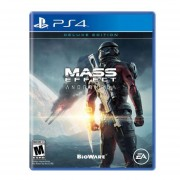 PS4 Juego Mass Effect Andromeda Deluxe Edition Para PlayStation 4