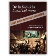 Editura Hasefer De la dibuk la lozul cel mare. 140 de ani de teatru idis in romani - camelia craciun editura hasefer