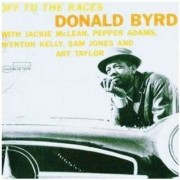 Donald Byrd - Off the Races (0094636265827) (1 CD)