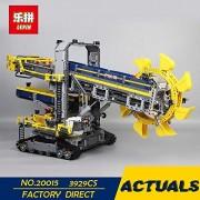 Generic LEPIN 20015 3929Pcs Technic Bucket Wheel Excavator Model Building Assemble Kit Blocks Brick Compatible Toy Gift 42055