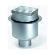 Sifon Kessel 55400.30, Ferrofix floor drain, diametru 110 vert. outl.