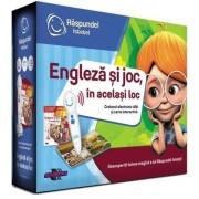 Raspundel Istetel set - Engleza si joc, in acelasi joc