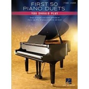 First 50 Piano Duets You Should Play, Paperback/Hal Leonard Corp