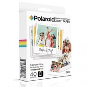 Polaroid Instant Zink Media 3,5X4,25 Pop 40 Pack