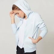 Myprotein Sweat-shirt zippé Tru-Fit - XL - Bleu