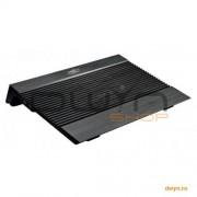 Stand notebook DeepCool 17' - aluminiu, 2*fan, 4* USB, dimensiuni 380X278X55mm, dimensiuni Fan 140X1