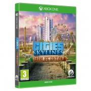 Cities Skylines Parklife Edition Xbox One Game