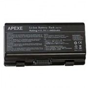 Irvine 4400 mAh Laptop Battery For Asus A32-T12-Black