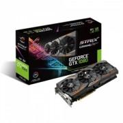 Placa Video Asus Strix Nvidia GeForce GTX1080 Gaming 8GB GDDR5