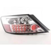FK-Automotive LED Feux arrieres pour Honda Civic 2-portes (type FK3/FN3) An 06-, clair/chromé