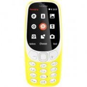Nokia 3310 Dual Sim (2017) Geel