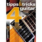 Voggenreiter Tipps & Tricks 4 Guitar Lehrbuch