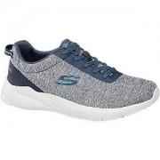 Skechers Blauwe sneaker memory foam
