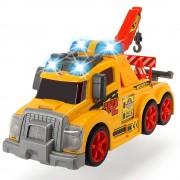 Masina De Tractare Tow Truck Cu Sunete Si Lumini