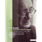 Video Delta Alfred Brendel plays and introduces Schubert - DVD